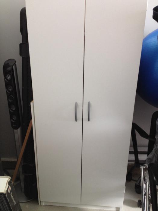 2 Small White Pantry S 20 Each Obo West Shore Langford