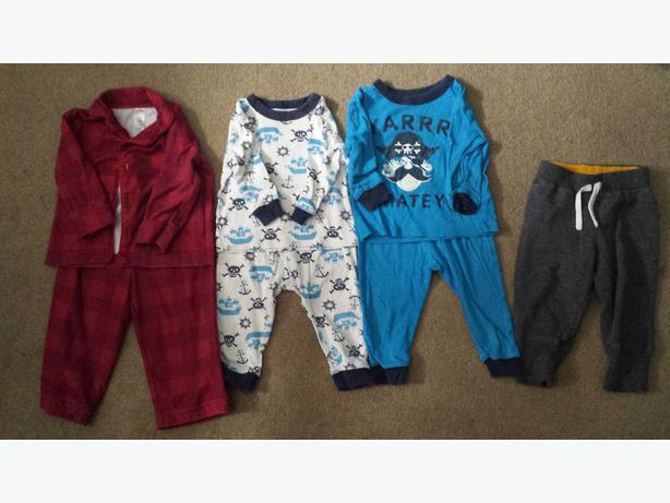 12-18 months boys clothes lot Duncan, Cowichan