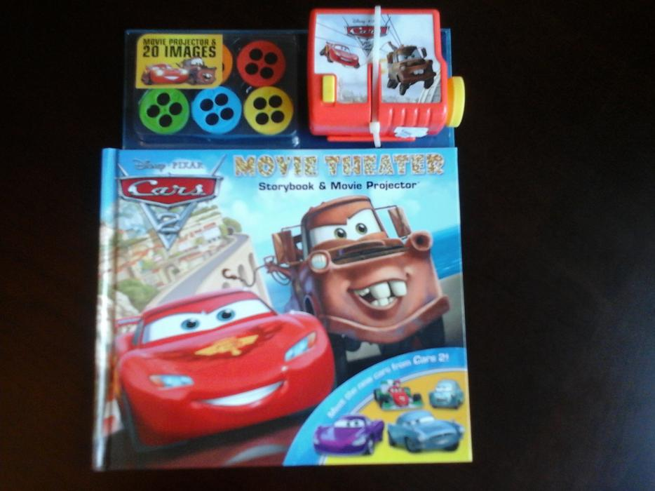 cars storybook and movie projector saanich victoria. Black Bedroom Furniture Sets. Home Design Ideas