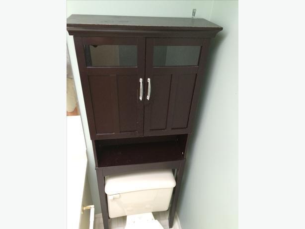 Bathroom storage cabinet central nanaimo nanaimo for Bathroom cabinets nanaimo