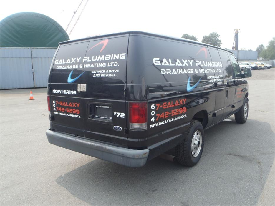 2003 ford e350 super duty extended cargo van outside cowichan valley cowichan mobile. Black Bedroom Furniture Sets. Home Design Ideas