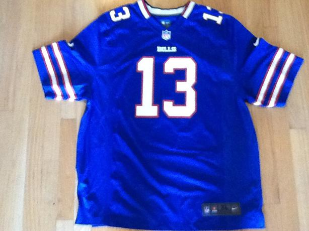 Buffalo Bills Steve Johnson #13 Jersey