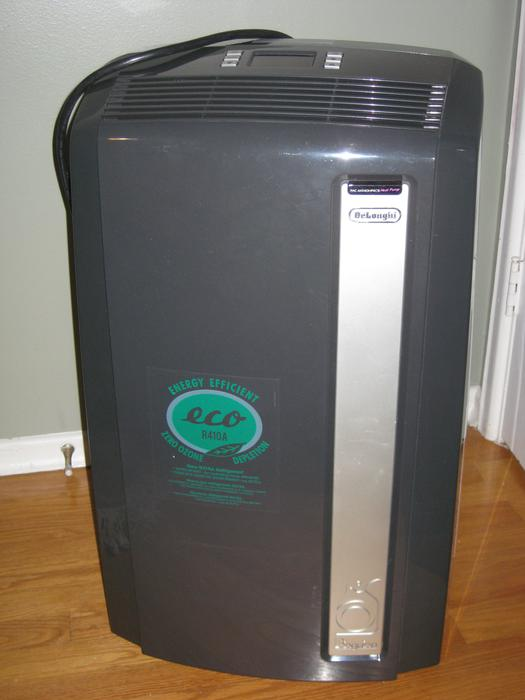Delonghi energy efficient portable air conditioner with heat pump like new gloucester ottawa - How to choose an energy efficient air conditioner ...