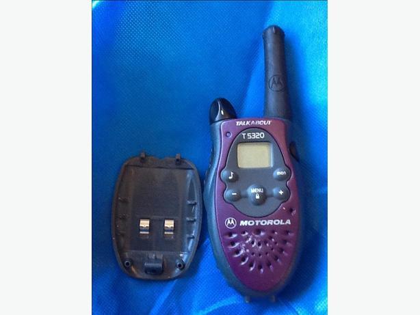 Motorola Talkabout T5320