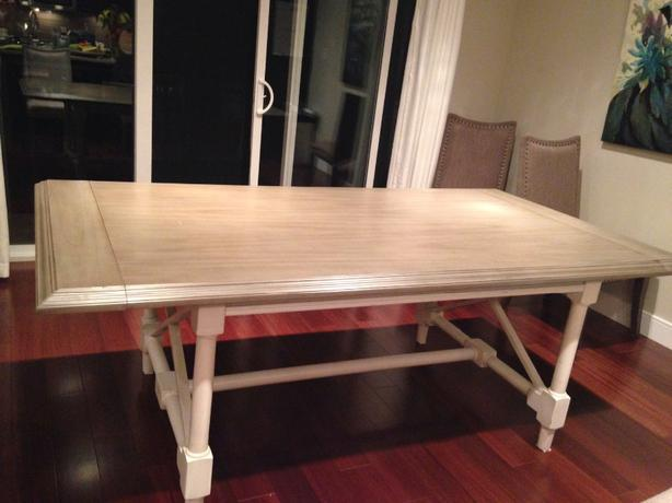 Beautiful Solid Wood Dining Room Table PRICE REDUCED