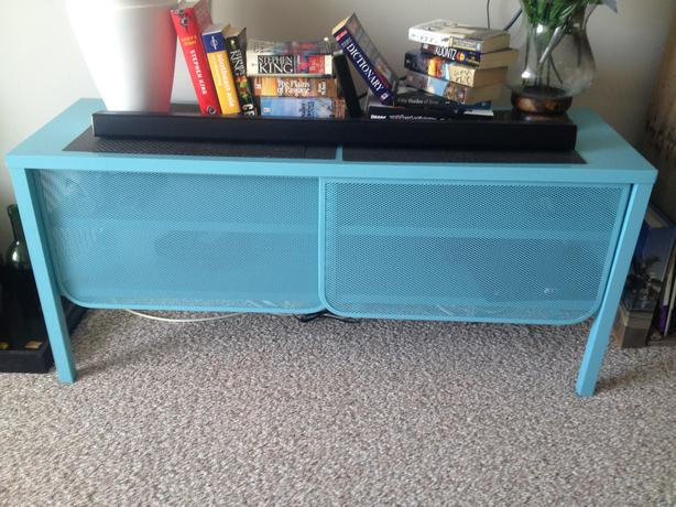 Turquoise IKEA Stand Esquimalt Amp View Royal Victoria
