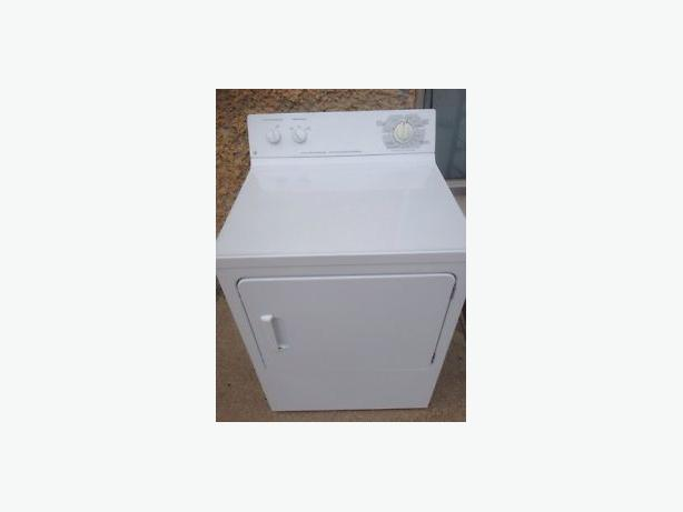 Super Capacity GE Electric Dryer