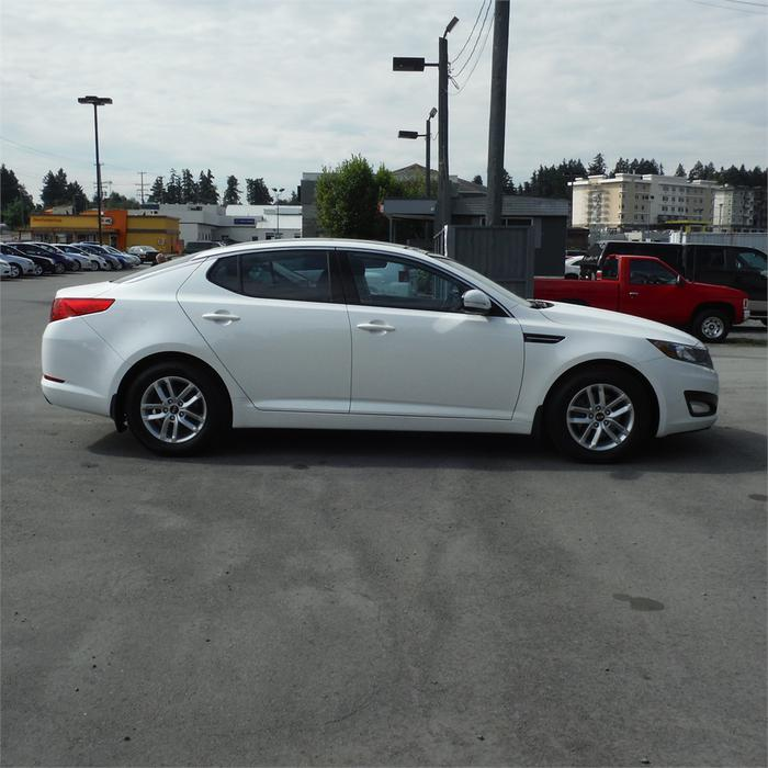 2011 Kia Optima Lx Leather Alloy Bluetooth New Tires West Shore Langford Colwood Metchosin