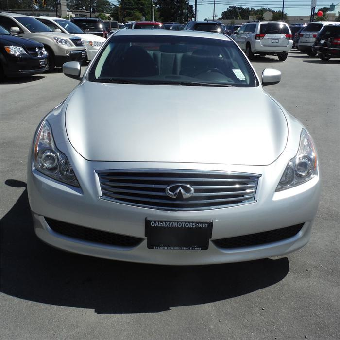 2010 Infiniti G37x Premium Coupe Leather Bose West Shore