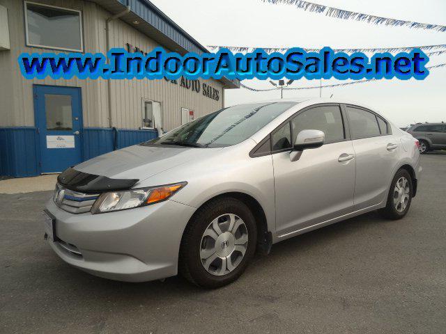 2012 Honda Civic Hybrid 1450 Indoor Auto Sales Winnipeg