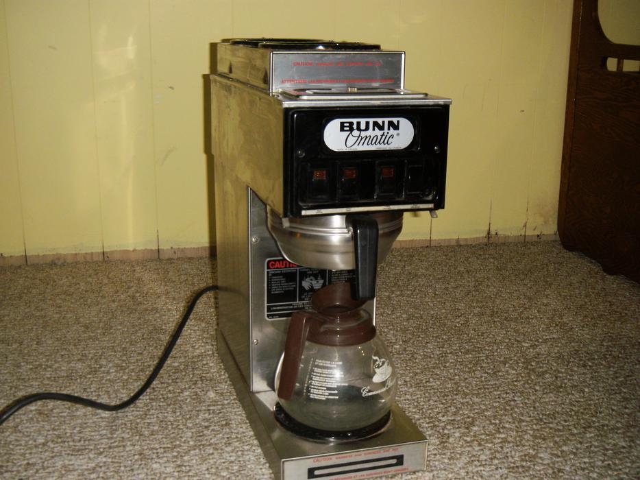 Bunn Coffee Maker Official Site : Bunn coffee maker North Regina, Regina