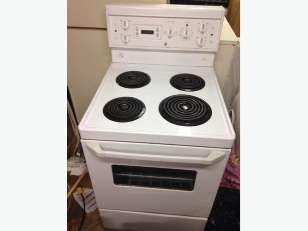 Small Electric Range With Oven ~ Small electric stove saanich victoria mobile
