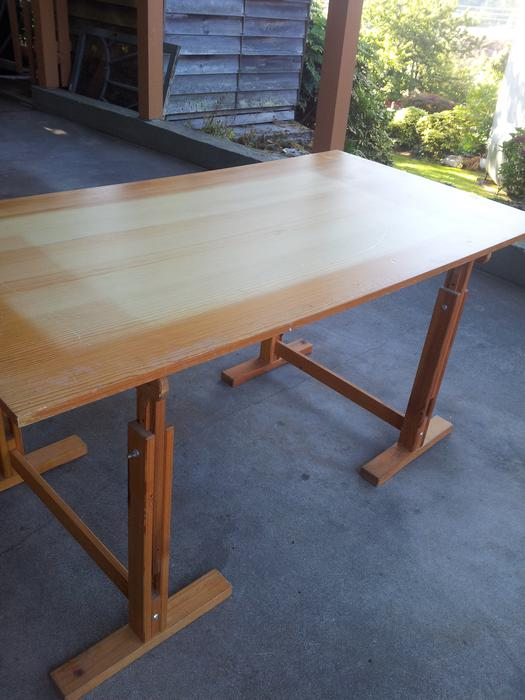 Drafting table edmonton drafting table buy sell items tickets or tech in edmonton kijiji Home depot edmonton patio furniture