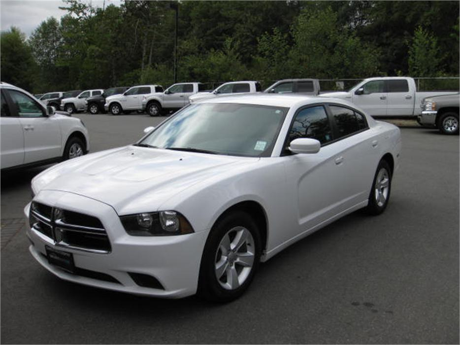 2014 Dodge Charger Se Accident Free Bc Only Keyless