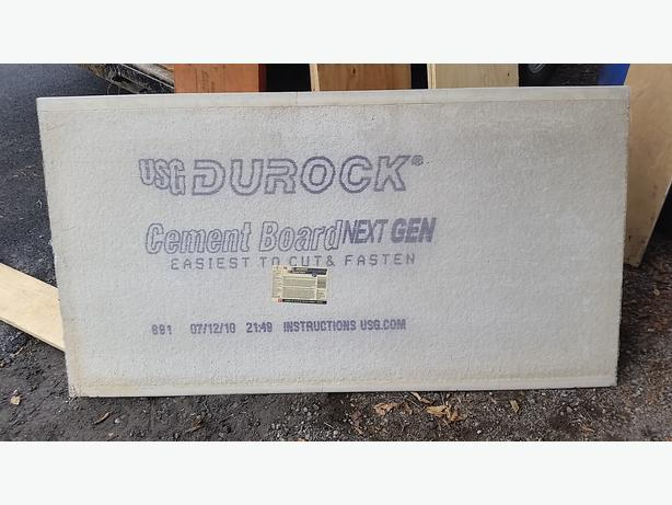 Du Rock Cement Board : Quot durock cement board central regina