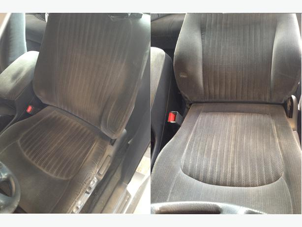 TDot Auto Spa Complete Interior Shampoo Package