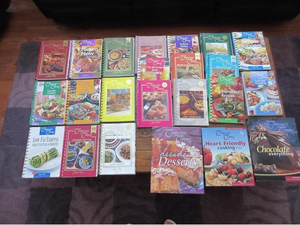 Cook Books ...like new