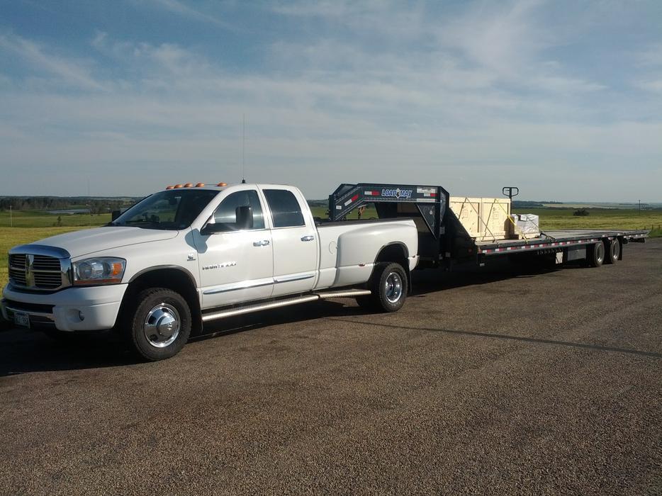$1 · #1 Hot Shot Trucking Company