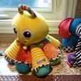 2 Stimulating Lamaze Baby toys