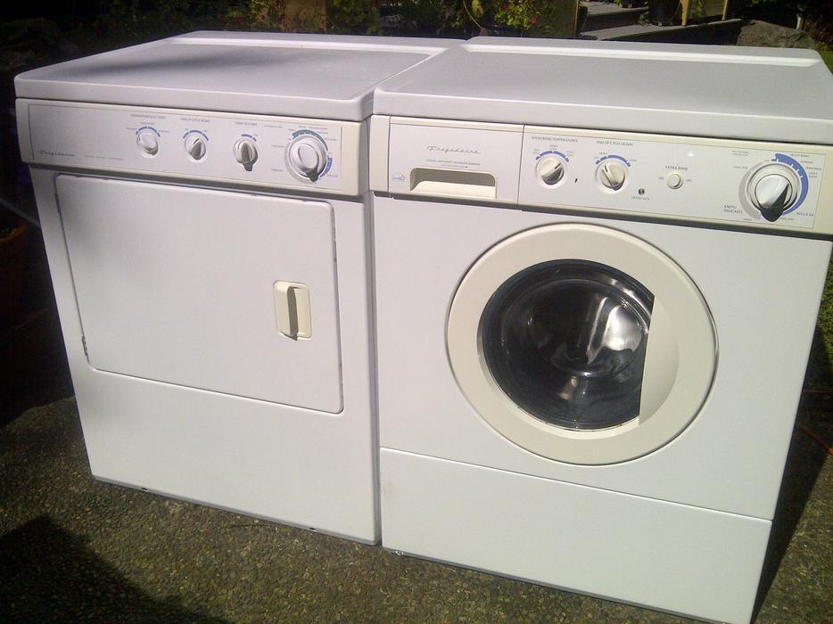 Used Washer And Dryer Stackable