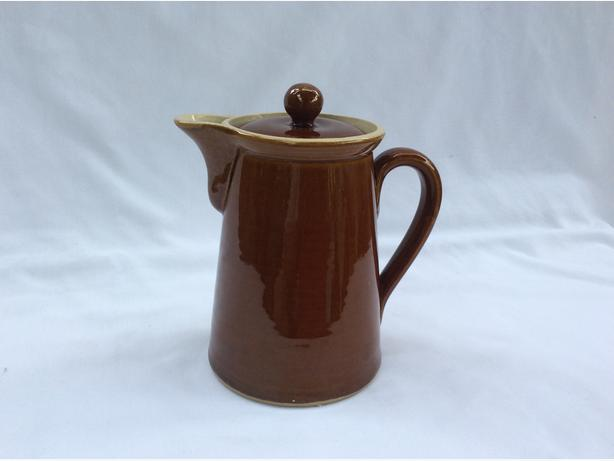 Hot Chocolate Coffee Maker ~ Denby coffee hot chocolate pot saanich victoria