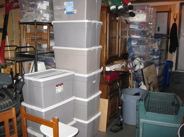 Sept 19 huge storage garage sale 392 oaklawn cres orleans for Garage ad orleans