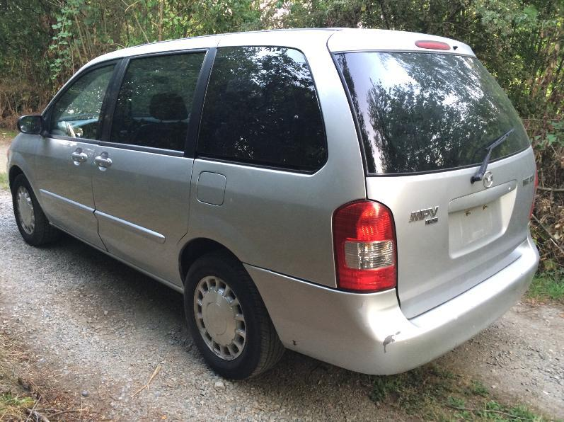 Bay Ridge Mazda >> 2000 Mazda MPV Silver 2 Sliding Doors Family Van 185kms ...