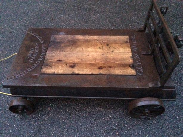 Platform scales antique weigh scales grain scale EXCELLENT