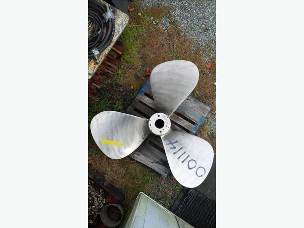 Propeller Stainless