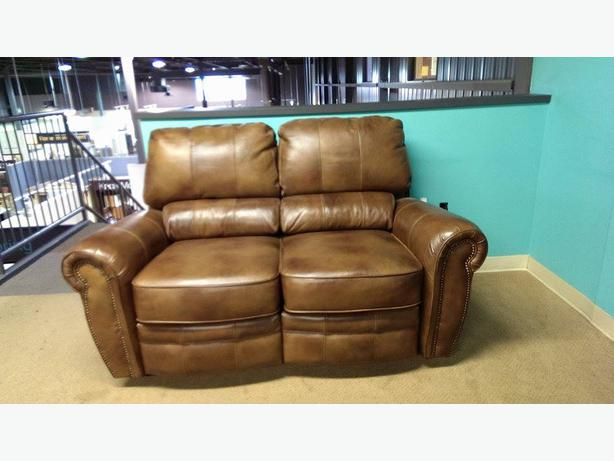 Lane Upholstery Double Reclining Loveseat Gloucester Ottawa
