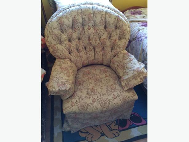 Rare antique wire back chair