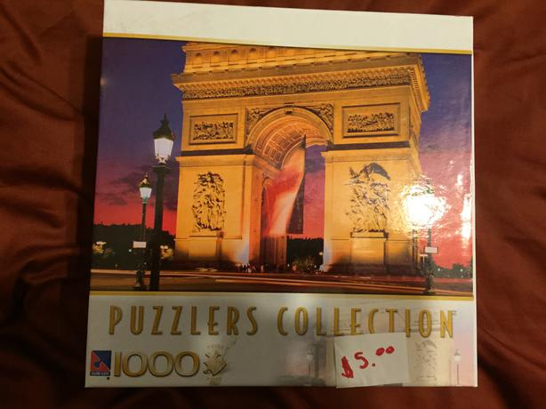 Arc de Triomphe (Paris, France) Puzzle