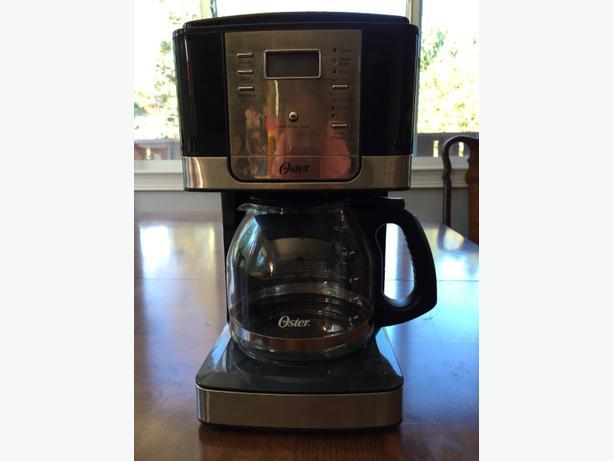 Oster Coffee Maker The Bay : COSTCO OSTER COFFEE MAKER North Nanaimo, Nanaimo