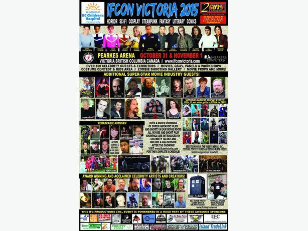 IFCON 2015 Esquimalt & View Royal, Victoria