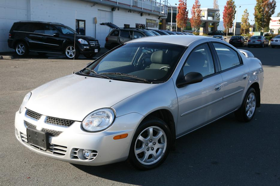 2005 Dodge Neon Sx 2 0 000 146600 Kms Surrey Incl White