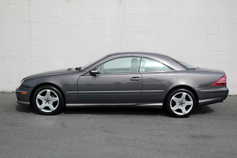 2004 mercedes benz cl500 outside nanaimo nanaimo for Mercedes benz nanaimo
