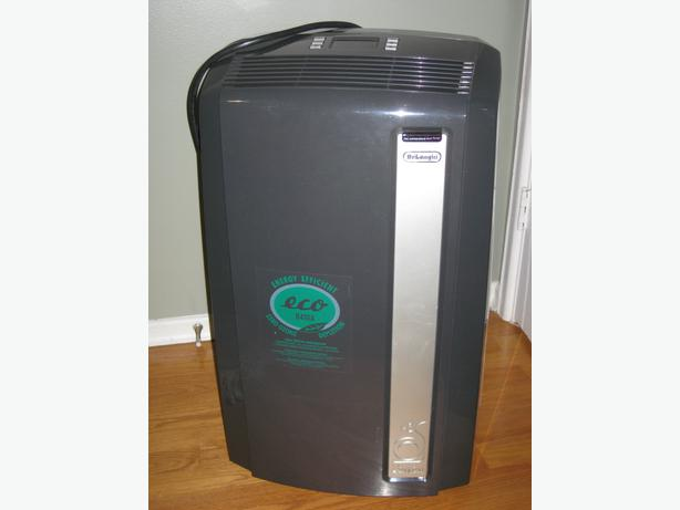 Delonghi energy efficient portable air conditioner with heat pump like new gloucester gatineau - How to choose an energy efficient air conditioner ...