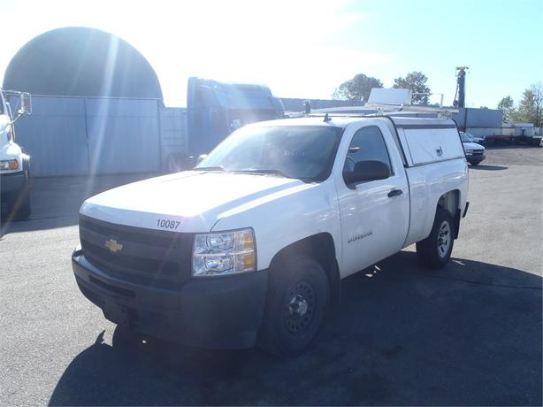 2011 chevrolet silverado 1500 work truck 2wd with canopy and roof rack outside comox valley. Black Bedroom Furniture Sets. Home Design Ideas