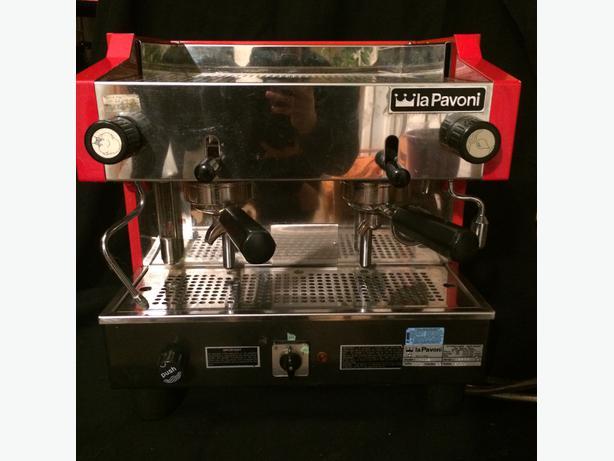 pavoni commercial espresso machine