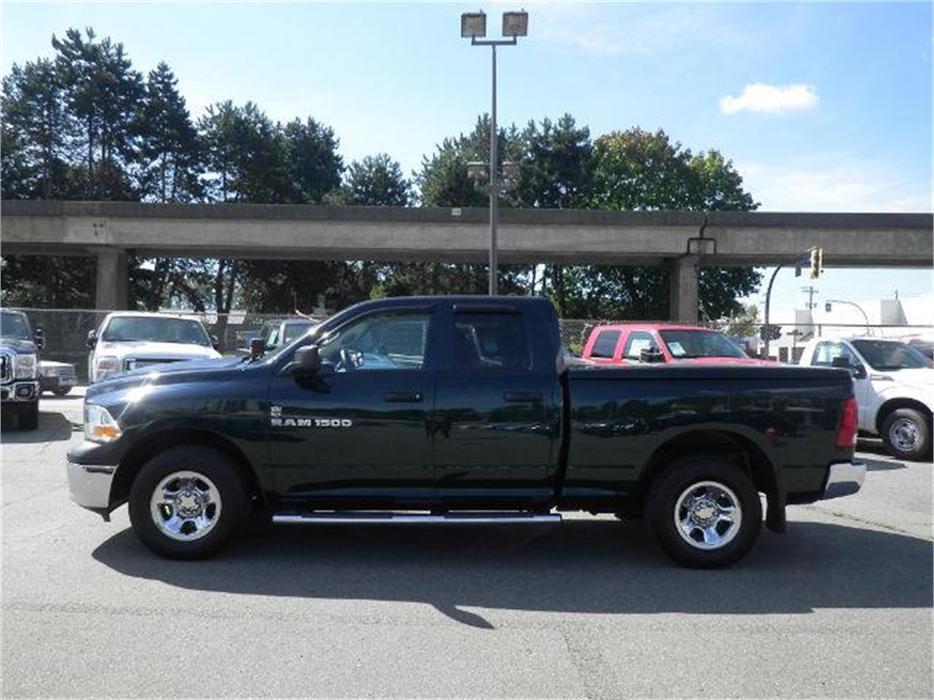 2011 Dodge Ram 1500 St 4x4 Quadcab 140wb Sirius Radio