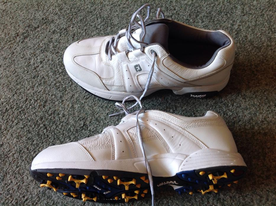 brand new footjoy golf shoes mens size 12 saanich