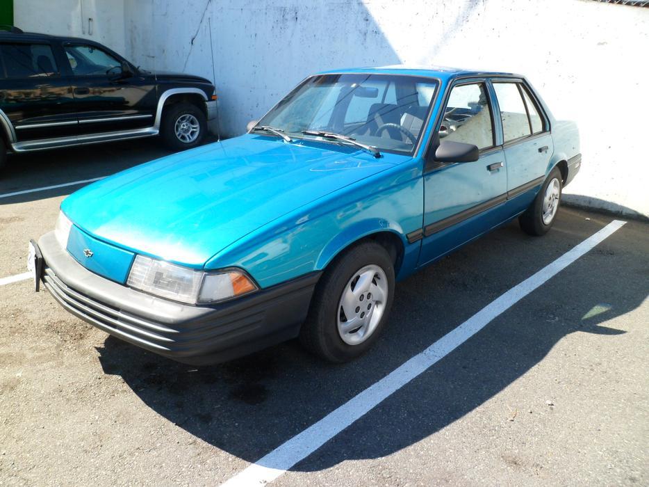 1994 Chevrolet Cavalier Vl Saanich Victoria