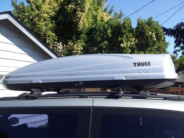thule atlantis 1200 with crossroad rack qualicum nanaimo. Black Bedroom Furniture Sets. Home Design Ideas