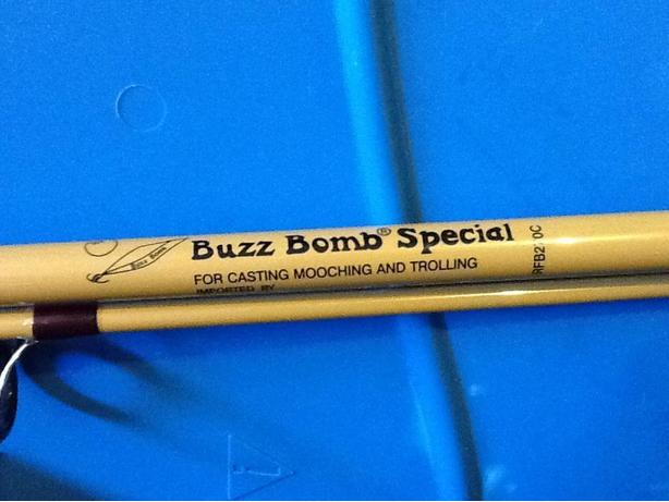 NEW 7' Buzz Bomb Special Rod