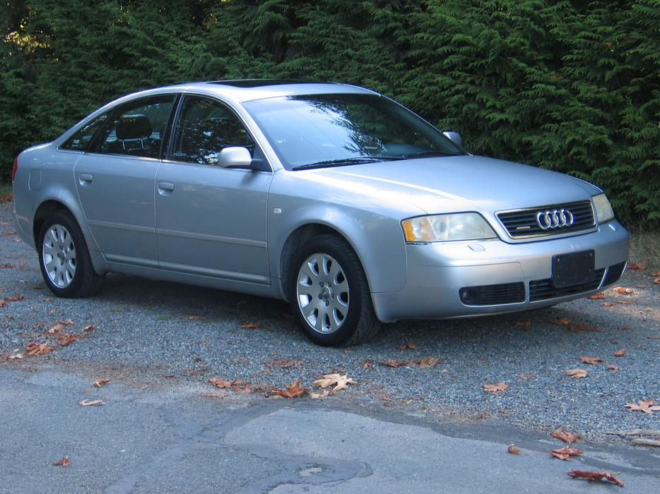 Audi A6 Quattro 2 8 In Great Shape Luxury Performance