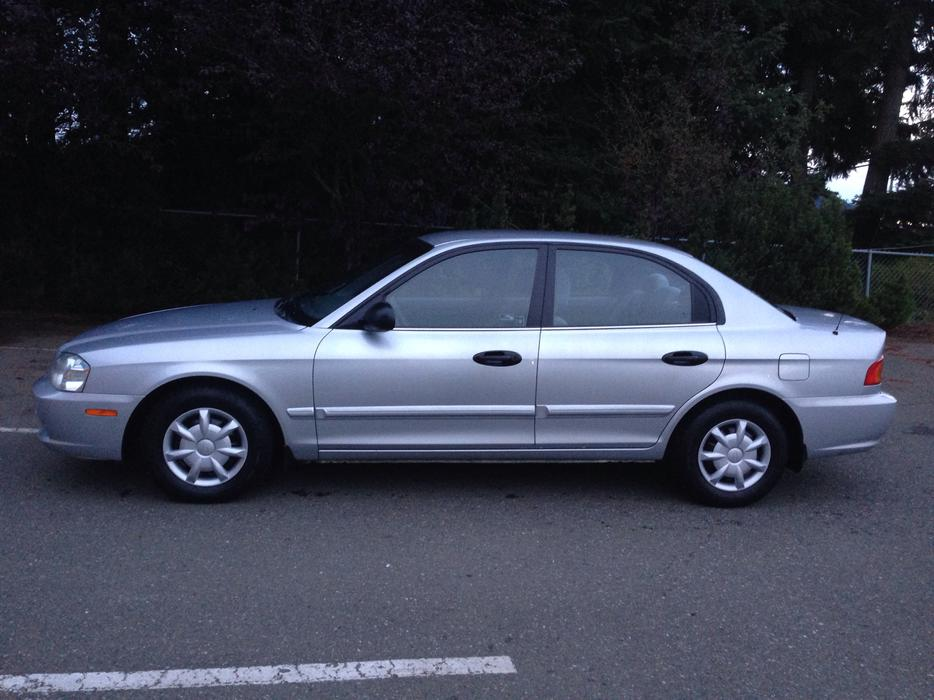 Excellent Condition Kia Magentislx Courtenay Courtenay Comox