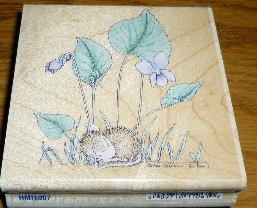 House Mouse Rubber Stamps Saanich Victoria
