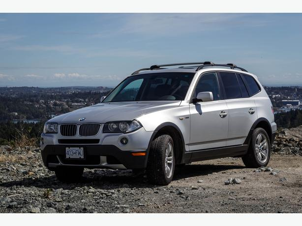 2008 X3 BMW SUV - Mint Condition West Shore: Langford,Colwood,Metchosin,Highlands, Victoria