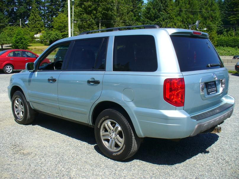 2003 honda pilot very clean 8 passenger leather recent servicing malahat including shawnigan. Black Bedroom Furniture Sets. Home Design Ideas