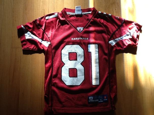 Cardinals Jersey #81 Boldin - small children's
